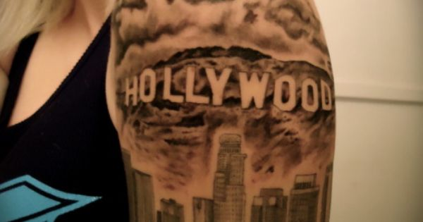 Los angeles ink pinterest los angeles angeles and for Los angeles tattoo