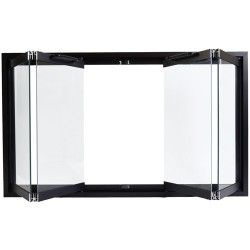 Ez Door For Marco Fireplaces Glass Fireplace Fireplace Glass