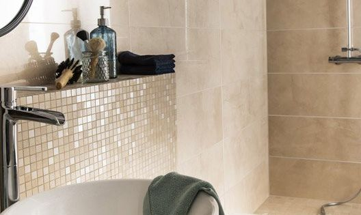 Faience Mur Beige Murano L 30 5 X L 91 5 Cm Salle De Bain Pinterest Beige 30th And Bath