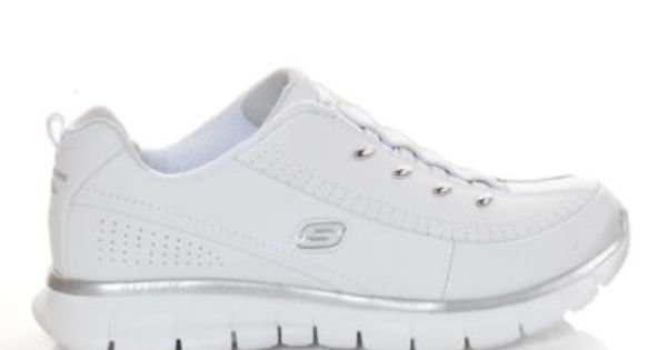 skechers elite white