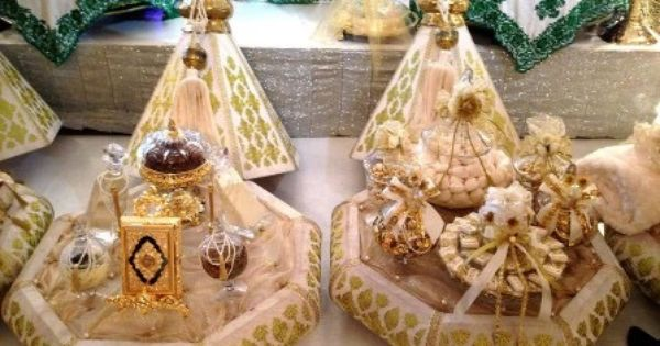 الهدايا ميادي Moroccan Bride Wedding Gifts Packaging Wedding Gift Pack