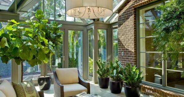 Coin détente dans jardin dhiver: inspirer-vous par nos idées ...