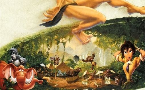 Tarzan (1999)