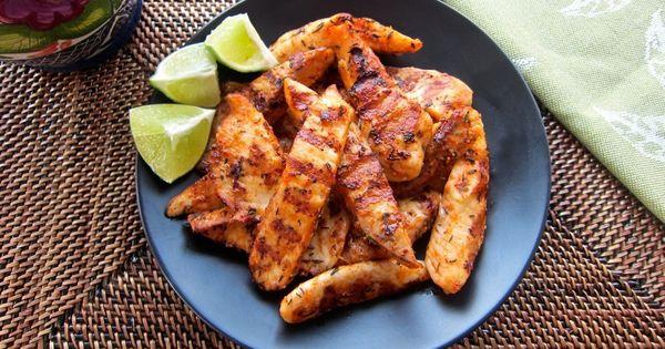 Caribbean fish tacos makes 4 servings 4 flounder fillets for Flounder fish tacos