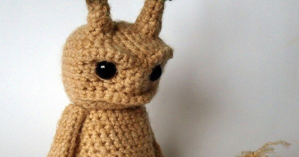 Amigurumi Mandrake : Mandrake - Amigurumi Crochet Pattern Amigurumi, Crochet ...