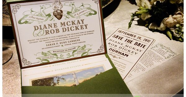 Beautiful Durham And New Orleans Themed Wedding Invitation | Bayou Wedding ! |  Pinterest | New Orleans, Invitations And Wedding Invitations