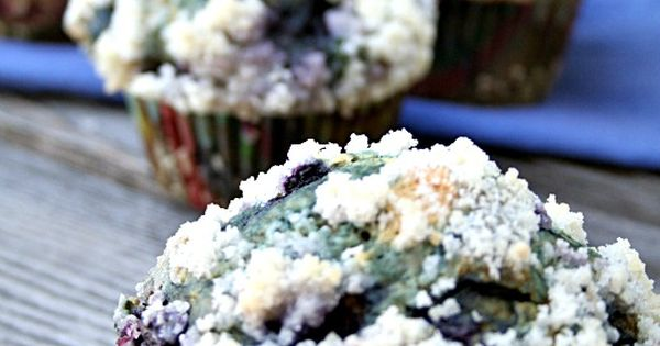 Blueberry Buttermilk Muffins - these were so yummy! Great for breakfast :)