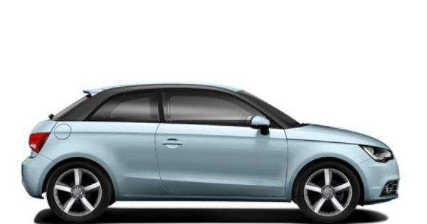 Audi A1 Kumulus Blue Audi A1 Audi Dream Cars