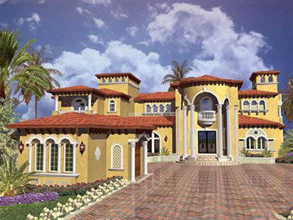 Luxury Mediterranean House Plans Mansion Plans Mediterranean House Plans Luxu Mediterranean Style House Plans Spanish Style Homes Mediterranean House Plans