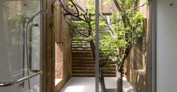 Gallery of rustic house uid architects 5 natuur architectuur en design badkamer - Badkamer zen natuur ...
