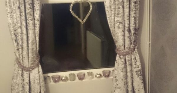 Crushed Velvet Curtains Home Bits And Bobs Pinterest