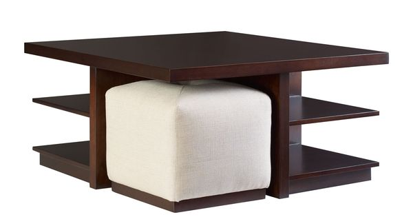 Highland House Furniture By Candice Olson My Voila 39 Cocktail Table Is As Practical As It Is