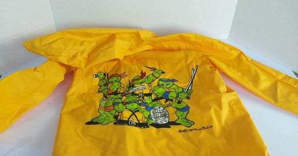 Baby Boys 1pc.green footed//hooded pajamas-TMNT-New free shipping.