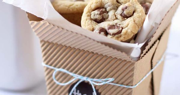 chocolate chip rolo cookies via i heart nap time