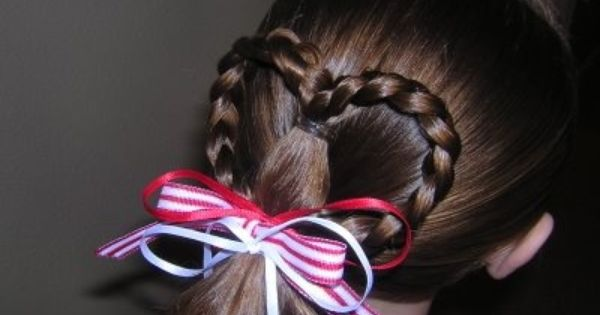 Fun hairstyles for little girls!