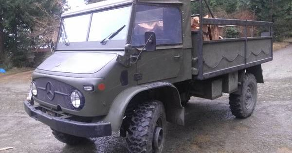 Unimog S404 For Sale Craigslist Vancouver