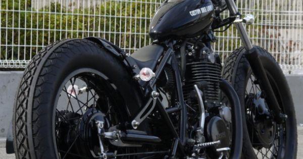 SR400 Bobber Bike