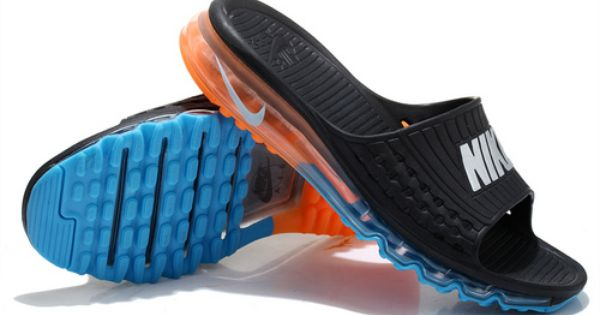 Nike Air Max 2015 Mens Black And Orange