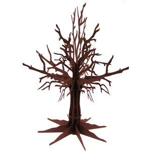 3d Bare Branched Tree Silhouette Design Design Store Design