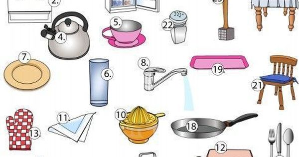 Free Lots Of Worksheets For Common Objects Categories
