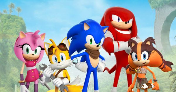 Sonic boom and game on pinterest