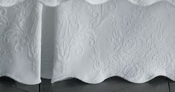 Loire Bedskirt Jcpenney Bedding And Such Pinterest