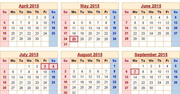 2015 calendars | 2015 Calendar with Federal Holidays ...  2015 calendars ...