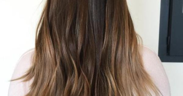 Balayage Hair Color Ideas Blonde Brown