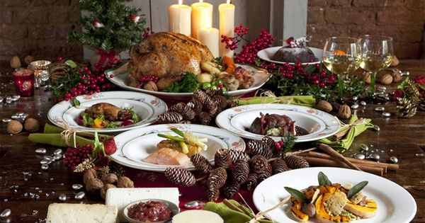 Menu de noel pour 20 personnes id es repas de noel - Idee buffet nouvel an ...