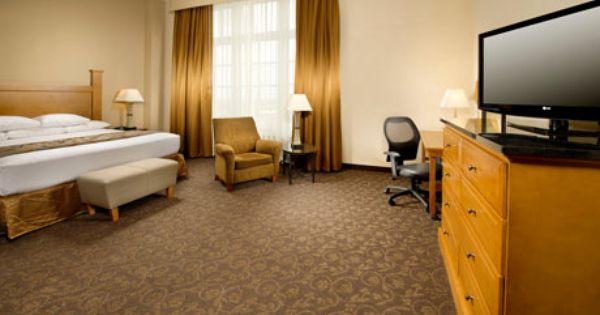 Drury Plaza Hotel Broadview Wichita Kansas King Suite Historic Renovation Plaza Hotel Home Decor