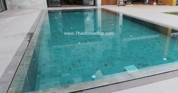 Green sukabumi for Piscine carree miroir