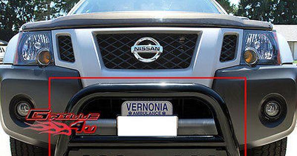 Fits 05 14 Nissan Frontier 05 11 Xterra 05 07 Pathfinder Black Bull Bar Bull Bar Nissan Frontier Nissan
