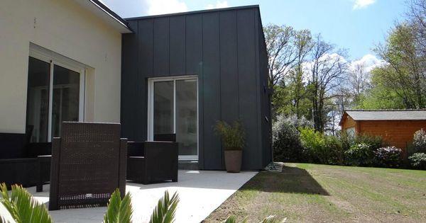 Extension de maison en bois avec bardage chiffrez votre for Avantages maison bois