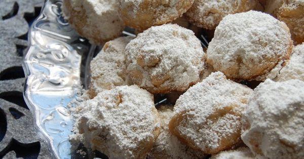 Grain Free Mexican Wedding Cookies | Recipe | Mexican Wedding Cookies ...
