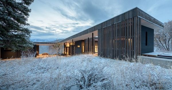 Photo 2 Of 16 In One Family S Norwegian Roots Inspire This Colorado Norway House Architect Colorado Homes