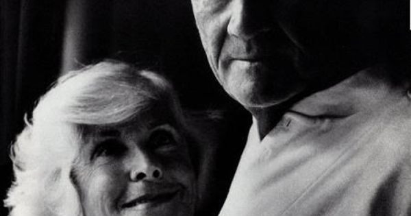 Joel McCrea and Frances Dee were married 57 years - though separation and near divorce