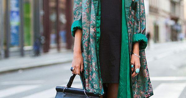 Resultado de imagem para fashion kimono look inspiration