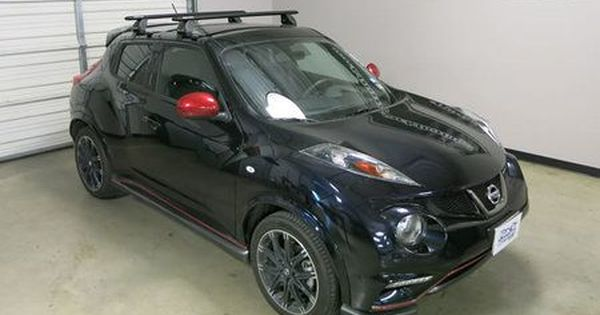 Nissan Juke Rhino Rack 2500 Vortex Aero Black Base Roof Rack 11 15 Nissan Juke Nissan Roof Rack