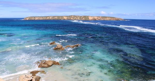 Golden Island, Coffin Bay National Park, SA. By Erika Smart. My mom's