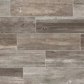 Porcelain Wood Look Floor And Wall Tile