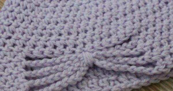 Free Crochet Butterfly Patterns For Hats : Cream Of The Crop Crochet ~ Butterfly Newborn Hat {Free ...
