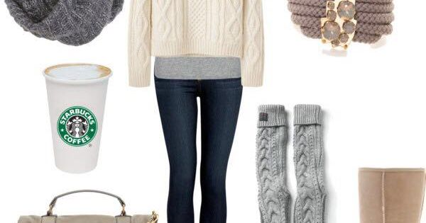 cute girl outfits for winter - Google Search