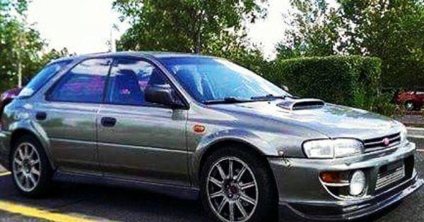 My 1999 Subaru Impreza Wrx Sti 2 Door Version 5 Subaru Cars Subaru Wrx Subaru Wrx Sti