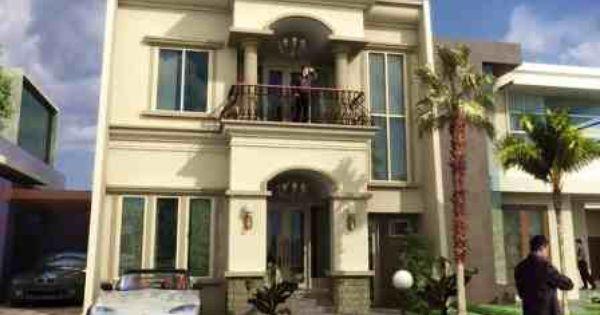 rumah mewah minimalis 2