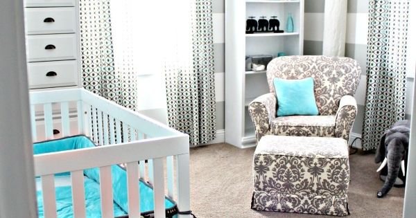Baby Room: Boy Nursery Ideas