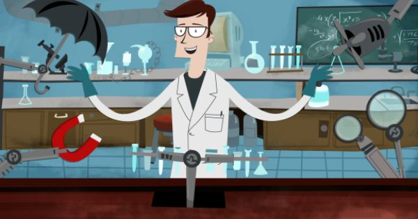 Ted Ed for Chemistry- nice list of videos for many topics. Would