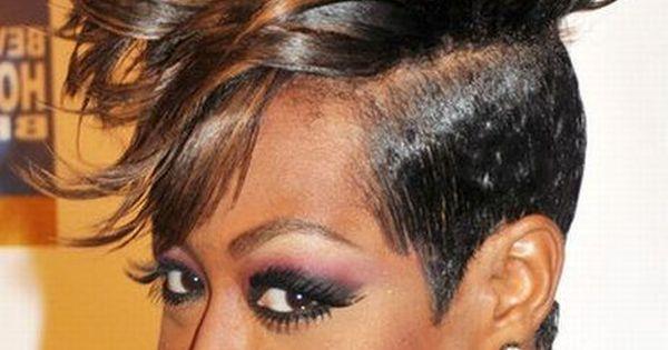 asymmetrical haircuts for black women tichina arnold