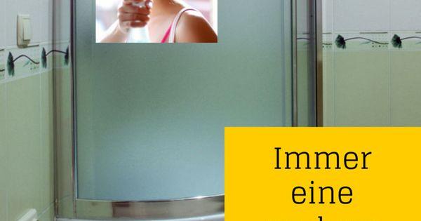 6 sensationelle putztricks f rs badezimmer badezimmer haushalte und duschwand. Black Bedroom Furniture Sets. Home Design Ideas