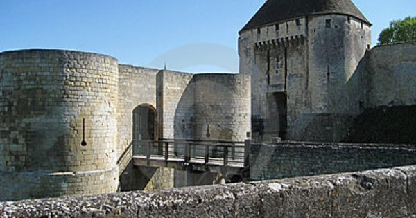 Caen Castel European Castles Caen Images Of France