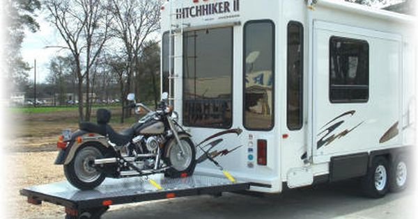 The The Ultimate Motorcycle Transport System For Use With Your